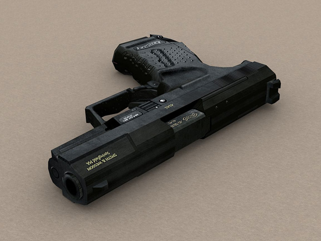 Five-Seven для CSS — Walther P99