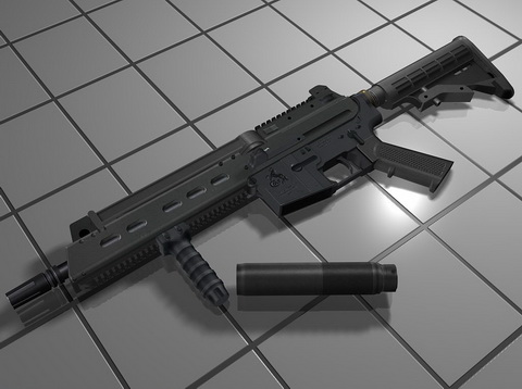 P90 для CSS — AR57 for p90
