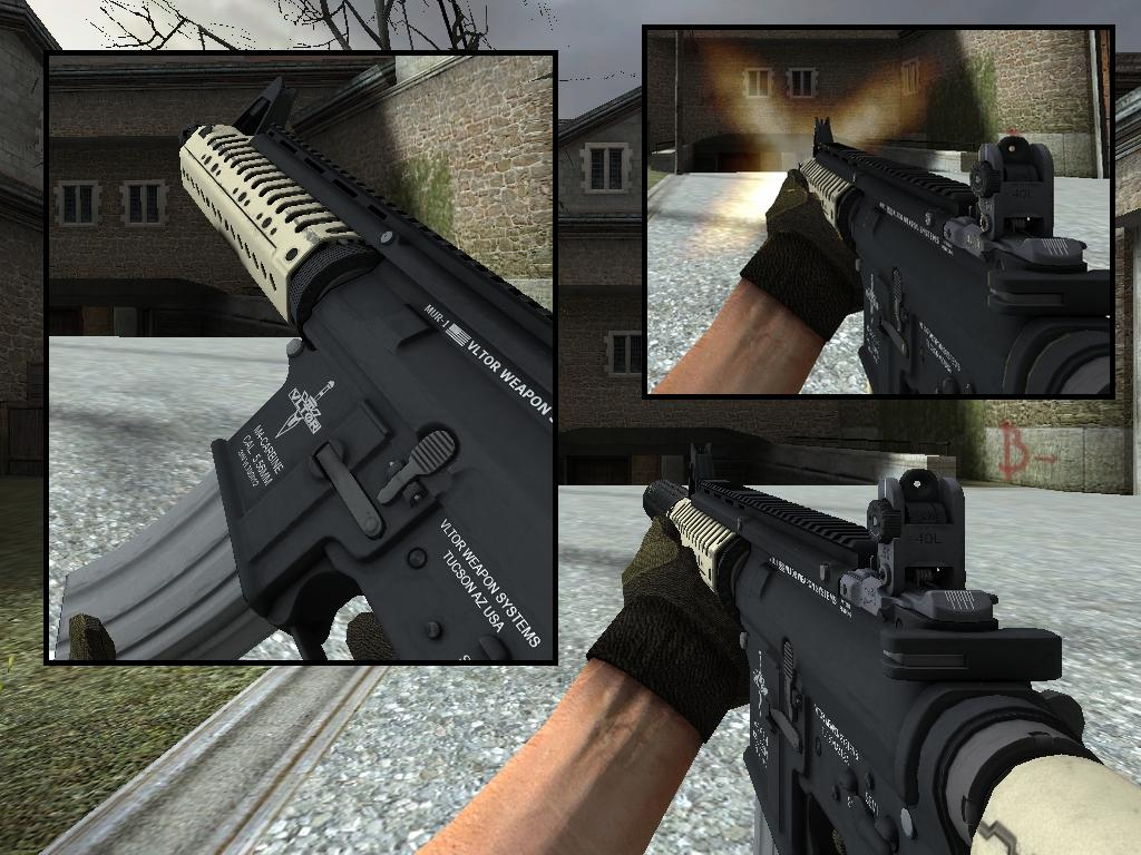 New m4a1