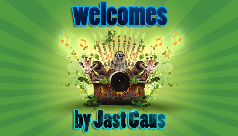 Welcome звуки bY Jast Caus
