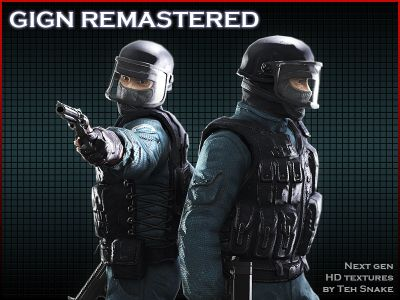 Default GIGN remastered