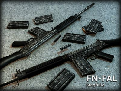 Fn Fal Magheld anims