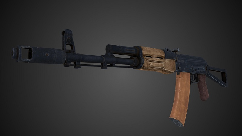 Mr.Rifleman's AKS-74 для АК-47