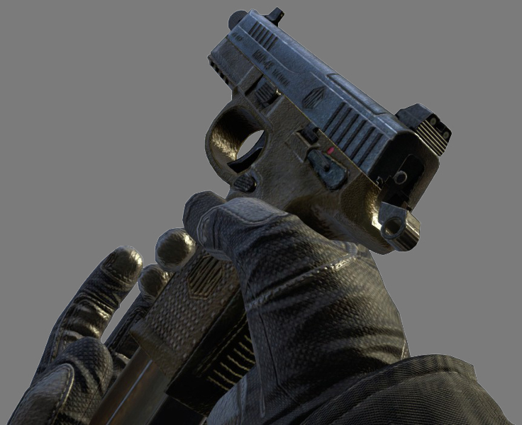 Tac-45 из Call of Duty: Black Ops 2