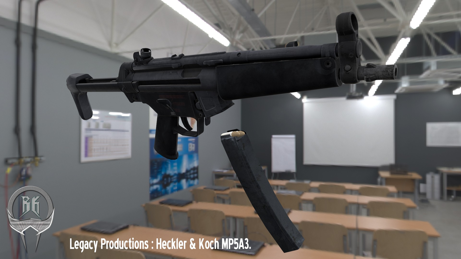 MP5 Heckler & Koch