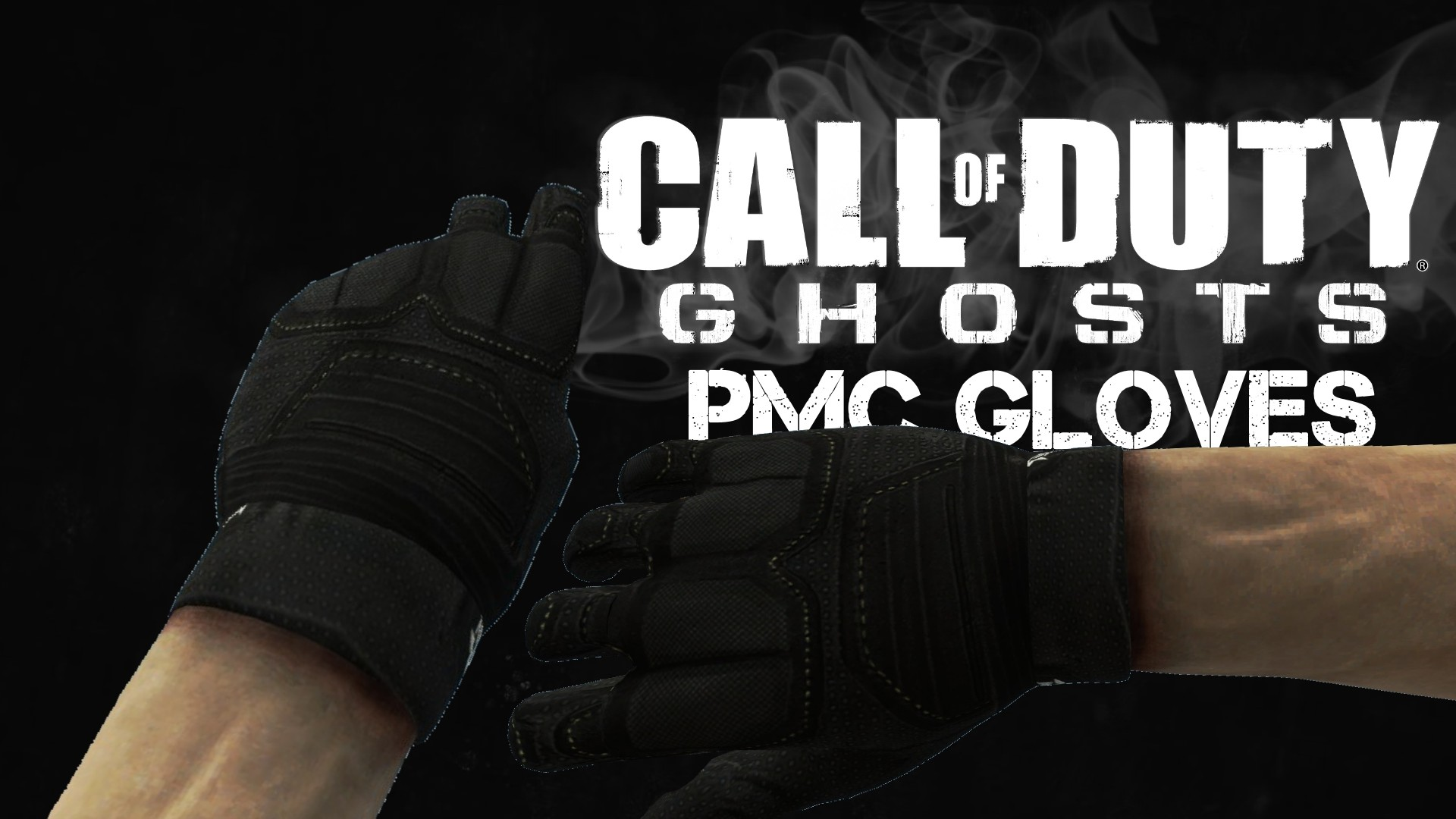 Перчатки PMC Gloves изо Call of Duty
