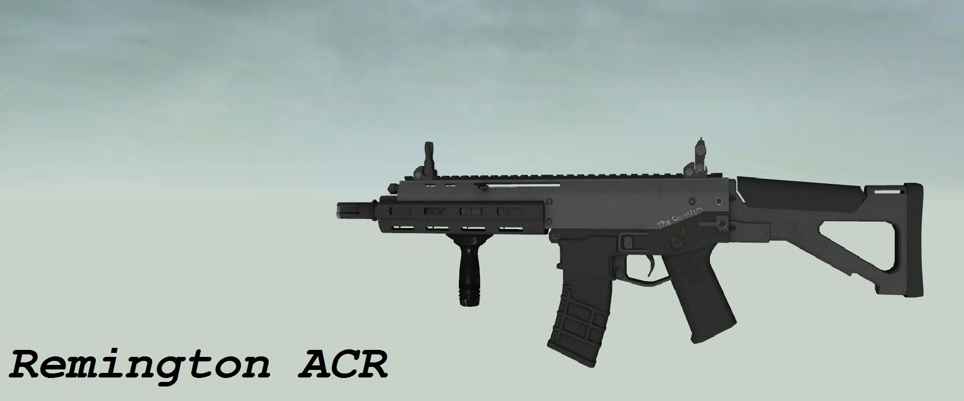 Remington ACR для AUG