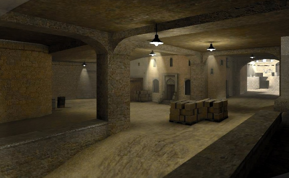 de_карты — de_dust2_indoor