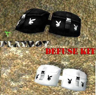 Playboy - Defuse Kit