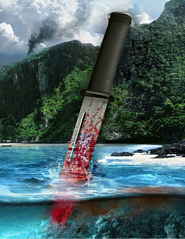 Knife FarCry3