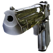 Оружие — Spray Deagle
