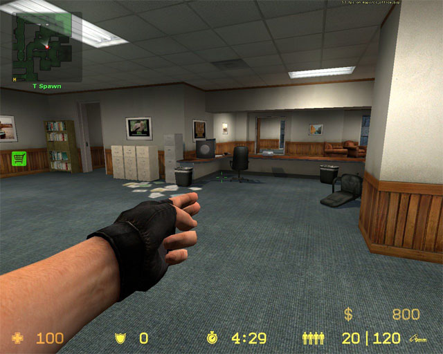 Glock Gloves Finger