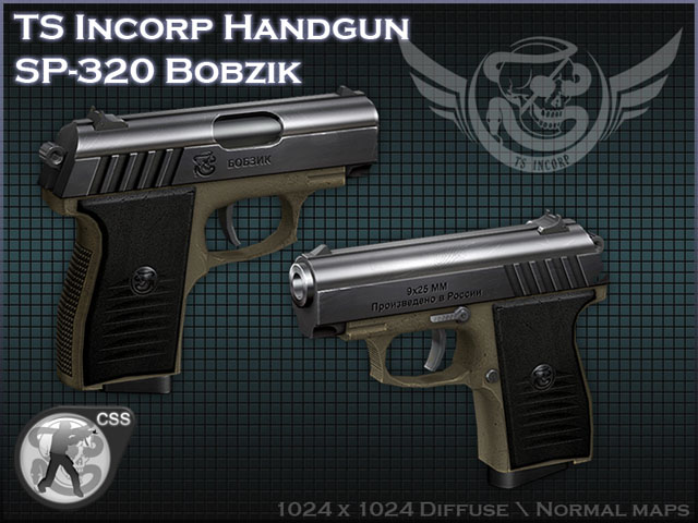Sig P228 Made in Russia: Bobzik
