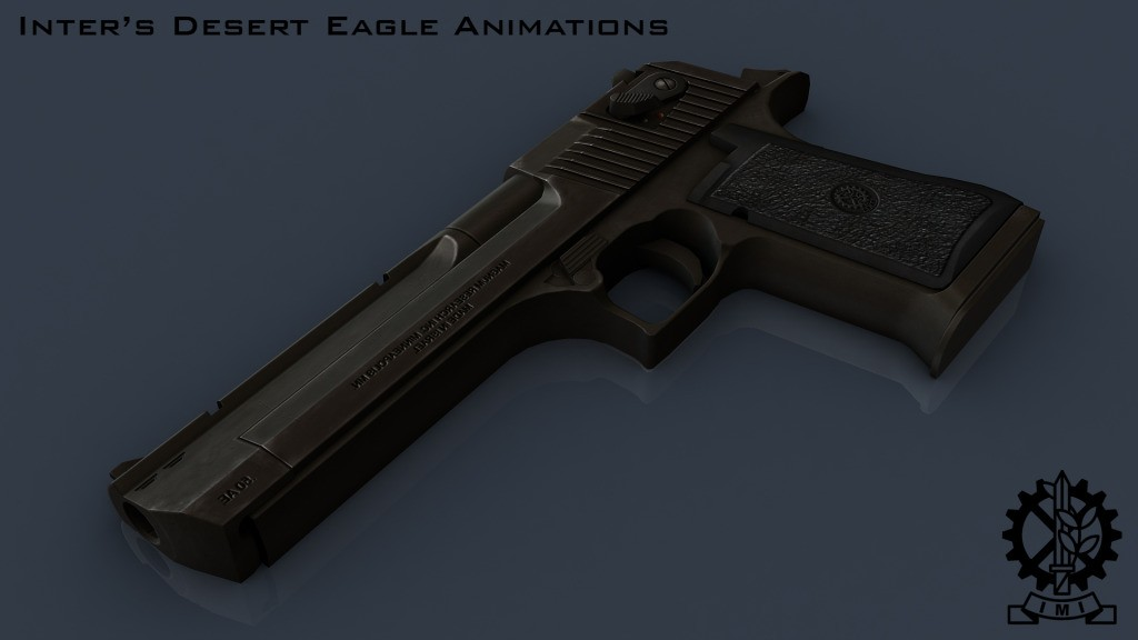 Inter's Desert Eagle Animations Release