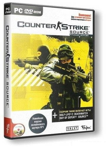 Counter Strike Source v34 (2012)