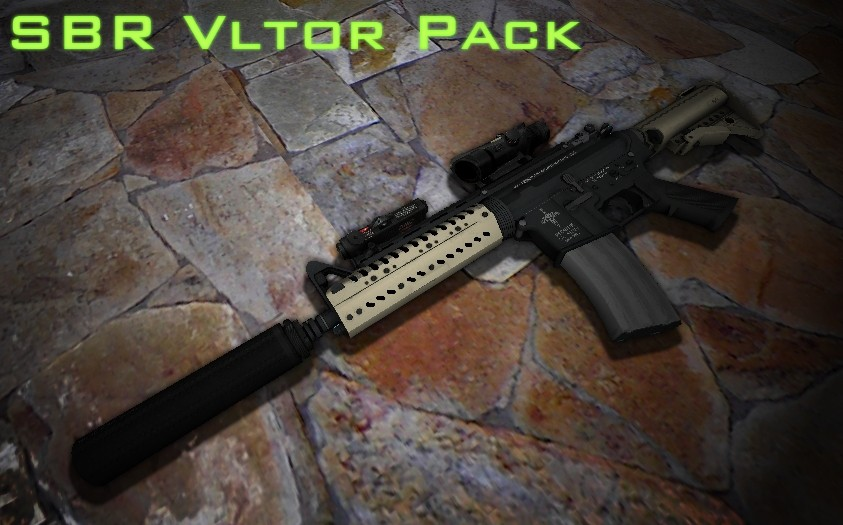 SBR Vltor Attachments Pack