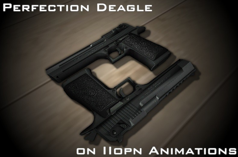 Perfection Deagle on IIopn Animations
